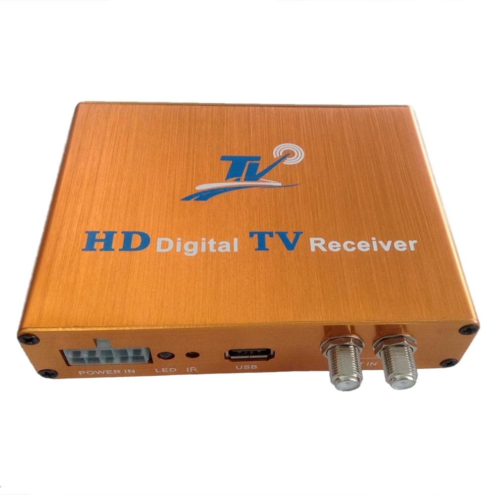 Récepteur de télévision numérique ISDB-T pour le brésil chili pérou argentine