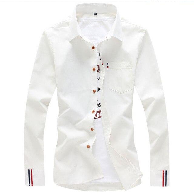 Aliexpress.com: Comprar Top Diseño Casual Camisas Hombres
