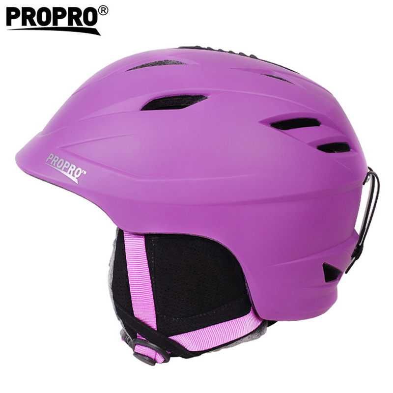 Skiing Helmet Safety Sport Integrally molded Breathable Ski Snowboard Men Women Skateboard helmet Snow Size 54