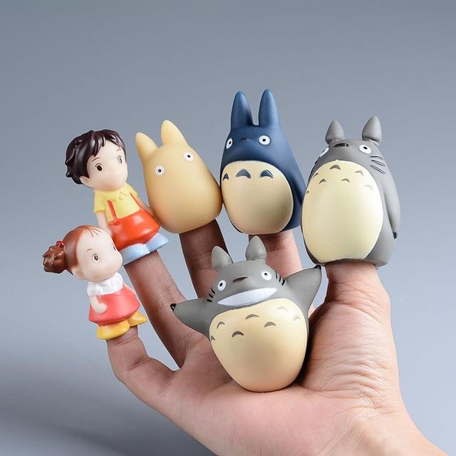 Totoro Action Figure Kids Toys Japanese Studio Ghibli Miyazaki Hayao