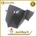 Free shipping TMAX 530 T-MAX 530 TMAX530 After mudflaps ABS material quality assurance - Black