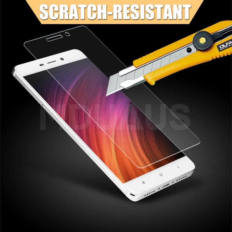 Защитный Стекло на для Xiaomi Redmi 5 плюс S2 4X 4A 5A 4 Redmi Note 4 4X5 5A Pro закаленное Экран протектор Стекло фильм случай