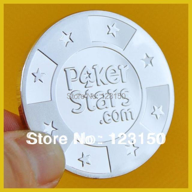 JZ-059 Card Protector, Texas Holdem Accessories, Poker Stars.com (S)