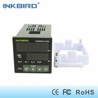 Inkbird PID Température Contrôleur ITC-100 Thermostat Temp Mesure avec Omron Relais DIN 1/16
