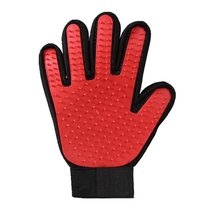 Pet Hair Glove Comb Pet Dog Cat Grooming Cleaning Glove Deshedding Left Right Hand Hair Removal Brush Promote Blood Circulation pet hair deshedding dog cat brush comb sticky hair gloves hair fur cleaning for sofa bed clothe pets dogs cats cleaning tools