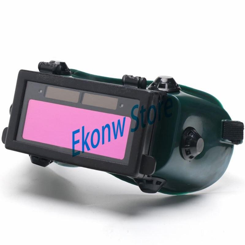 e696c7fbb4e1b 1 PC óculos de solda a arco de argônio soldador Elétrico automático mudança  de luz solar máscara de solda solda óculos de proteção em Acessórios da ...