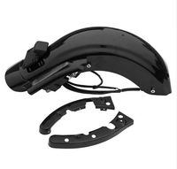 Motorcycle CVO Style Rear Fender System For Harley Touring Electra Glide Street Glide Roadking 2009 2013
