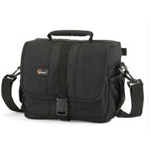 Оригинальная сумка на плечо для фотоаппарата Lowepro Adventura 170 (черная)