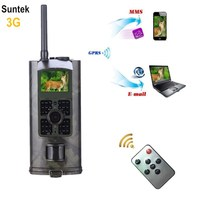 Infrared Hunting Trail Camera Hc700g 16MP GPRS MMS SMTP GSM 3G Photo Traps Scoutguard Time Lapse