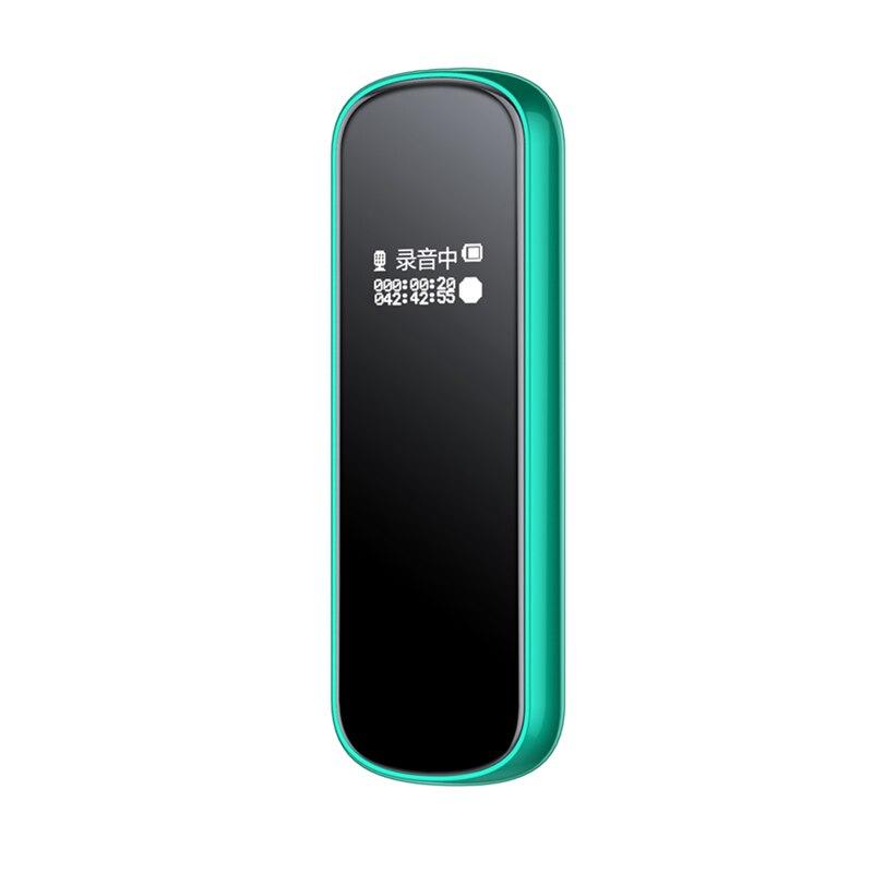 Yescool B2 Dictaphone ultra mini enregistreur vocal numérique avec clip 8   16 \ 32 GB enregistrement HD activé par la voix WAV lecteur de musique MP3 - 6