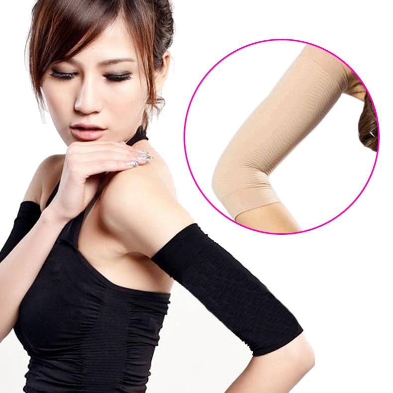 2Pcs/lot Weight Loss Calories Off Slim Slimming Arm Shaper Massager Sleeve  88 LXX9
