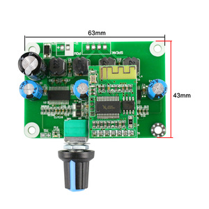 Image 5 - GHXAMP TPA3110 Bluetooth Amplifier Board 30W*2 PBTL AMP Class D Stereo Digital Power Amplifier Bluetooth 4.2 Finished Board 1pc