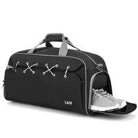 Oxford Fitness Women Sport Gym Bags Shoulder Men Swimming Dry Pack Soccer Basketball Travel Handbag Tennis Badminton Racket Bag