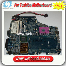 100% Working Laptop Motherboard for toshiba A205 LA-3481P Series Mainboard,System Board