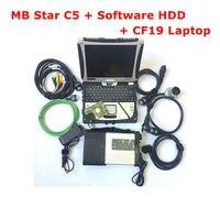 2018,12 МБ STAR C5 с полной Программное обеспечение жесткий диск 500 ГБ HDD SD C5 установлен хорошо в CF19 ноутбука Toughbook готов к работе Бесплатная доставк