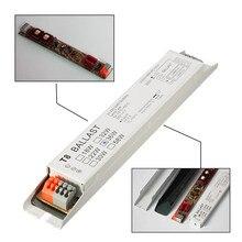 1 шт балласты для ламп 220-240 В переменного тока 2x36 Вт широкое напряжение T8 электронный балласт флуоресцентный