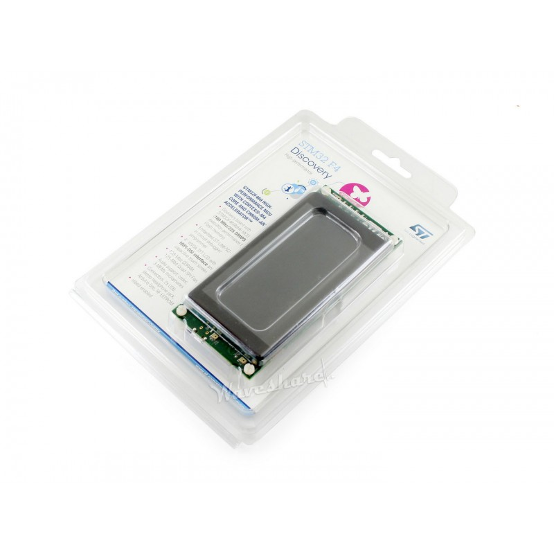 Original 32F469IDISCOVERY STM32F469 Discovery Kit with STM32F469NI MCU On-board ST-LINK/V2-1 SWD Debugger with UNO V3 Connectors 32f469idiscovery stm32f469 discovery board stm32f469nih6 microcontroller with uno v3 connectors embedded st link v2 1 debugger