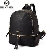 Luxury Backpack 2018 Women Bags Designer bolsos mujer Teenager Girls Satchels Women Fashion Backpacks PU Leather Bag sac a dos