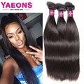 7a cabelo brasileiro virgem barato reta 3 pacotes cabelo liso brasileira yaeons queen hair produtos cabelo humano weave bundles