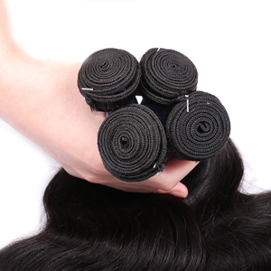 Image 4 - Mstoxic Brazilian Body Wave Bundles With Frontal Closure 30inch 32 34 36 38 40inch Long Remy Human Hair Bundles With Closure