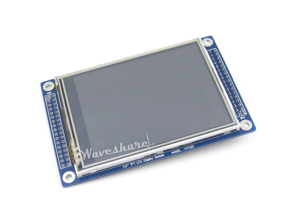 10pcs/lot 3.2inch 320x240 Touch LCD (C),3.2'' TFT Display Module,ILI9325,XPT2046 Controller,SPI Touch ,Graphic LCD,LED Backlight