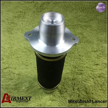 Lancer-ex airspring 롤링 로브 슬리브 타입 충격 흡수 장치 공압 에어 서스펜션 용 리어 서스펜션