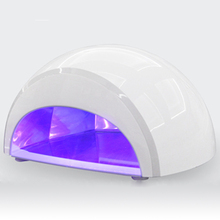 New Arrival Professional 100-240V 12W LED UV Gel Lamp Light Nail Dryer Nail Art EU Plug Nail tools