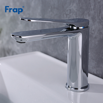Frap New Arrival Single Handle Bathroom chrome basin Faucet style Sink Mixer Hot And Cold Tap Water Saving Faucet Y10129