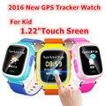 Relógio quente do bebê Inteligente GSM WIFI GPS Tracker Watch Touch Screen MTK2503 Q90 Smartwatch SOS Telefone Do Relógio De Rastreamento Criança pk Q80 GW100