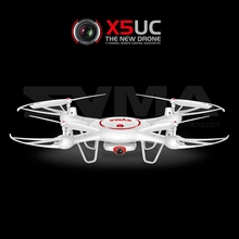 New Arrive RC SYMA X5UC FPV HD CAM 2.4G 4CH 6-axis-gyro RC Quadcopter Air Press Height Hold