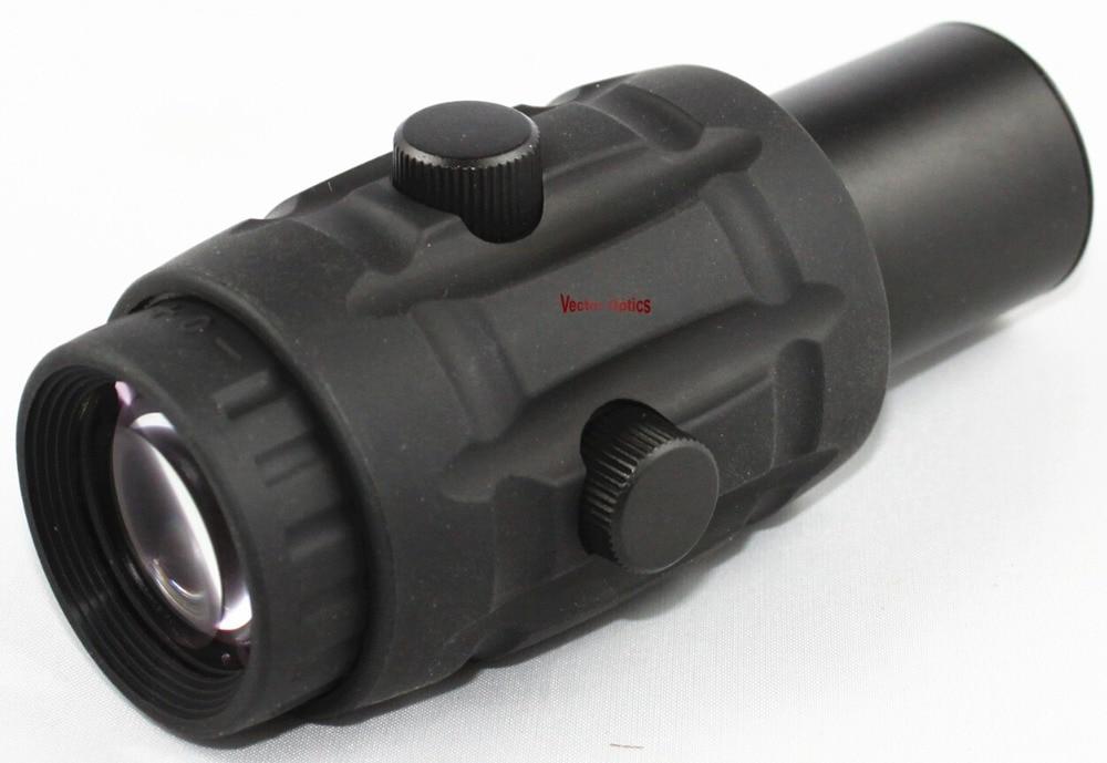 Vector Optics Тактически 3x лупа - На лов - Снимка 4