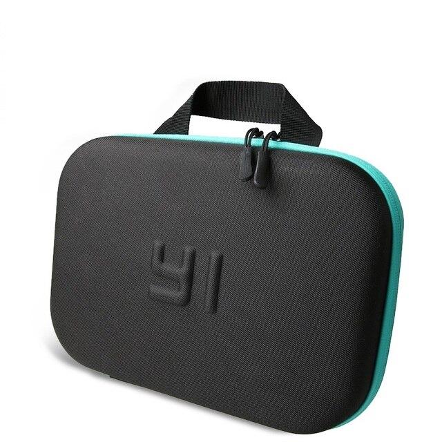 Taşınabilir kamera saklama çantası kılıf Mi Yi eylem kamera xiaomi yi Xiaoyi 2 4k + eylem kamera aksesuarları