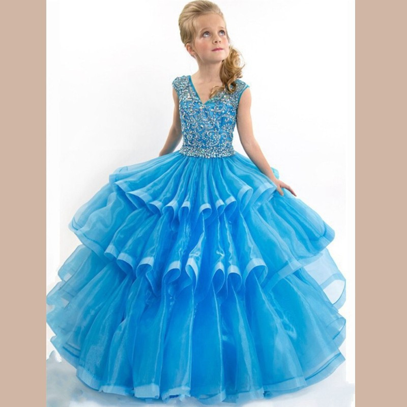 Popular Toddler Pageant Dresses for Sale-Buy Cheap Toddler Pageant ...