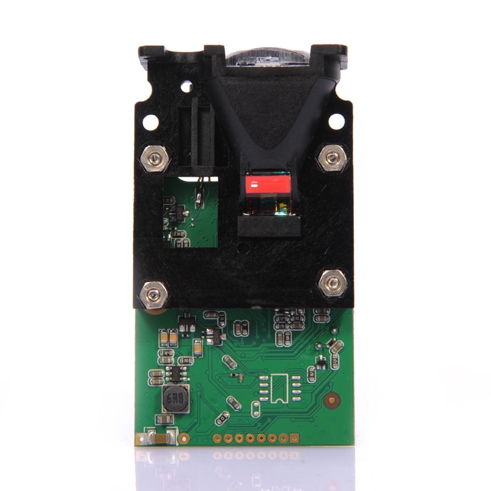 цена на 2017 New Laser Distance Measuring Sensor Range Finder Module Diastimeter With Single & Continuous Measurement Functions
