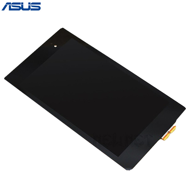 Asus Nexus 7 2nd LCD Display + Touch Screen Assembly For Asus Google Nexus 7 2nd 2013 ME571 ME571K ME571KL Full screen original 7 inch for nexus 7 2nd gen 2013 lcd display touch screen digitizer assembly for asus google nexus 7 2nd free shipping