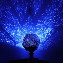 Star Projector Sleeping-Light Lamps Rotating 4th-Generation Baby Kids Children for Magic