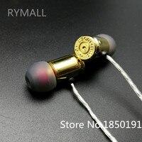 RY80 Original In Ear Earphone 8mm Metal Earphone Quality Sound HIFI Music Office Earphone IE800 Style