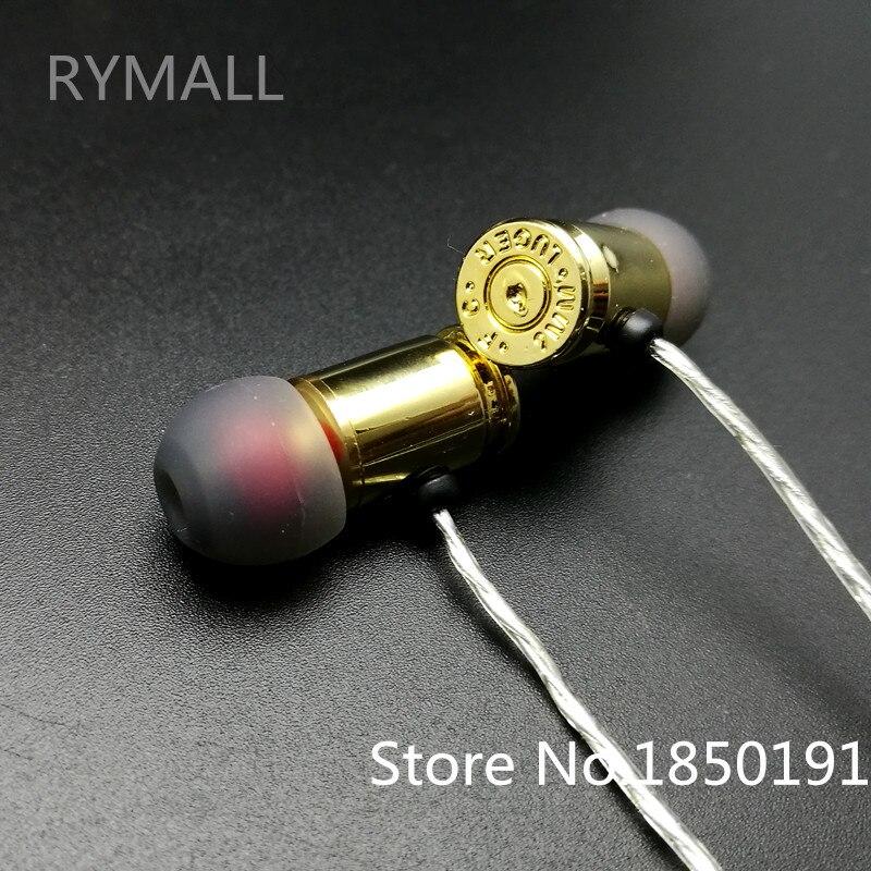 RY80 originální sluchátka do uší 8mm kovové sluchátka kvalitní zvuk HIFI hudba; Opravdu býčí sluchátka (IE800 kabel) 3,5 mm