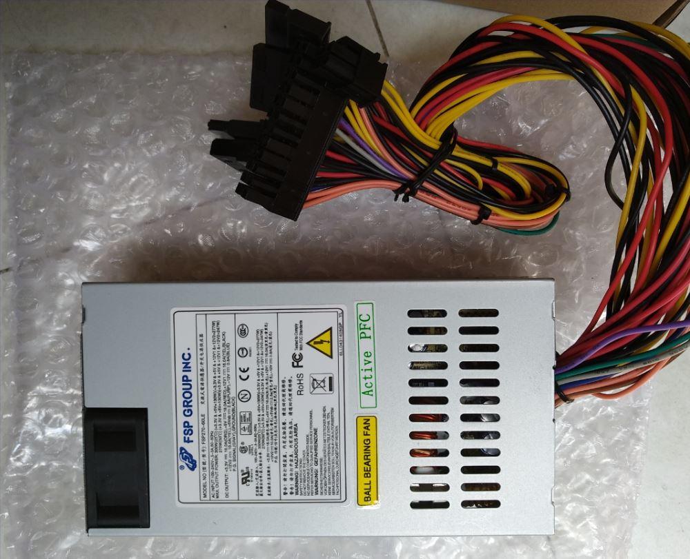 FLEX Computer Power supply 1U FSP270 small Desktop Computer Cash Register power NAS Low-power equipment Silent Fan