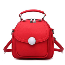 2017 marke designer Mini feminine rucksack für jugendliche mädchen Damen Kleine Crossbody Umhängetaschen schultasche sac de marque
