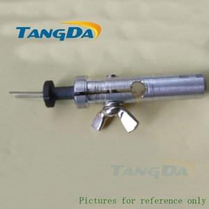 Image 1 - DR4*6 DR5*7 DR6*8 DR8*10 DR9*12 DR10*16 DR14*15 DR16*18 DR H inductor Jig fixtures Interface 10mm 12mm for Transformer skeleton