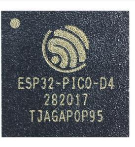 Image 1 - 10 PCS ESP32 PICO D4 ESP32 SIP Module SiP module met 4 MB flash dual core MCU Wifi Bluetooth combo LGA 48 pin 7*7mm