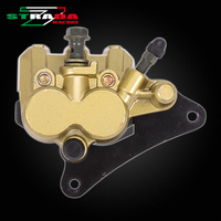 Motorcycle disc front brake radial mount caliper brake Caliper master cylinder For Honda CA250 DD250 Storm Prince