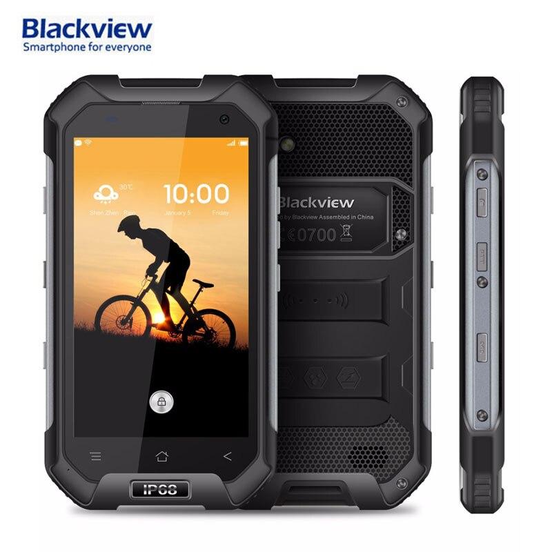 New Blackview BV6000S IP68 Waterproof Smartphone 4 7 Android 6 0 4G FDD LTE 2GB RAM