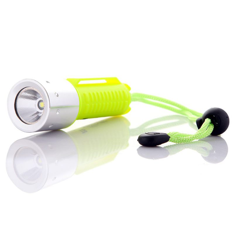 3800 Lumens LED Diving Flashlight T6 Waterproof Scuba Flashlight T6 LED Diving Torch Light Lamp