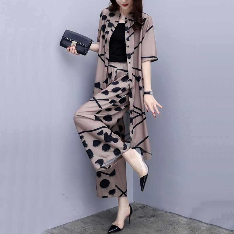 c09f8e4a8fbed Detail Feedback Questions about Female set 2 pieces pants women ...