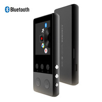 HIFI MP3 Player Bluetooth4.0 1.8 inch TFT Screen mp3 music player with Voice Recorder, Pedometer, Video, FM Radio Audio Player