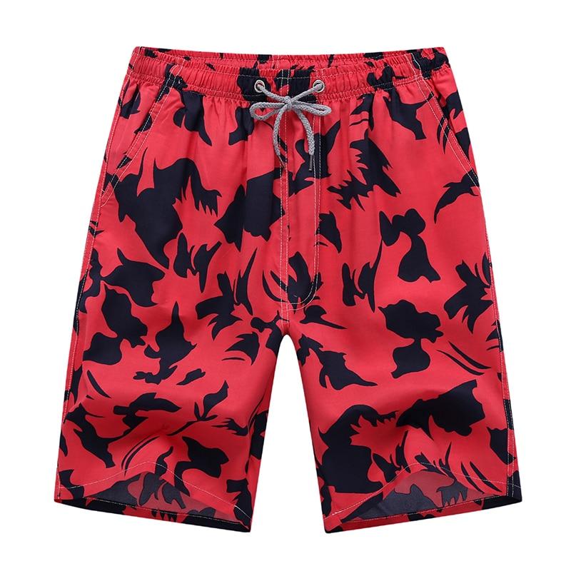 Veshjet me burra seksi pantallona të shkurtra plazhi Beachwear Men - Veshje sportive dhe aksesorë sportive - Foto 3