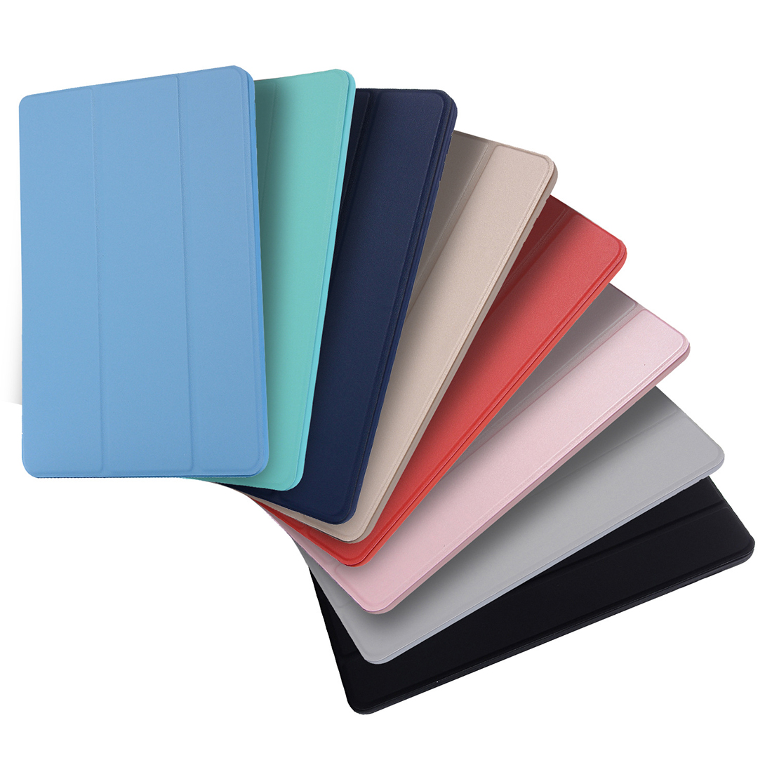 All-Inclusive Case For Ipad 2017 Cover Soft Shell For Ipad 9.7 Case TPU Silica Gel For New Ipad Case 9.7 Inch Cover