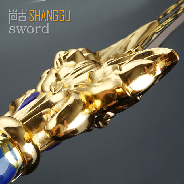 the film Llane Wrynn I King LLane Sword PVC Cosplay Prop The Alliance Stormwind 3